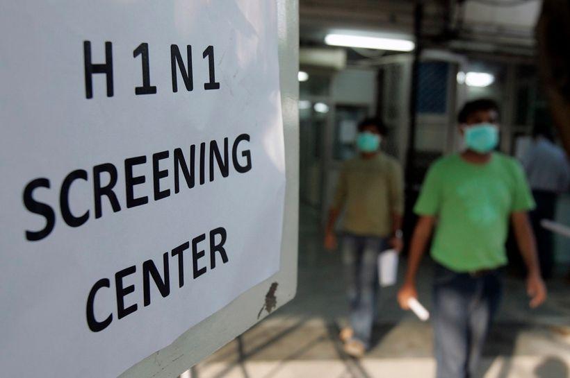 India Outbreak: over 1,300 fatalities from H1N1 swine flu