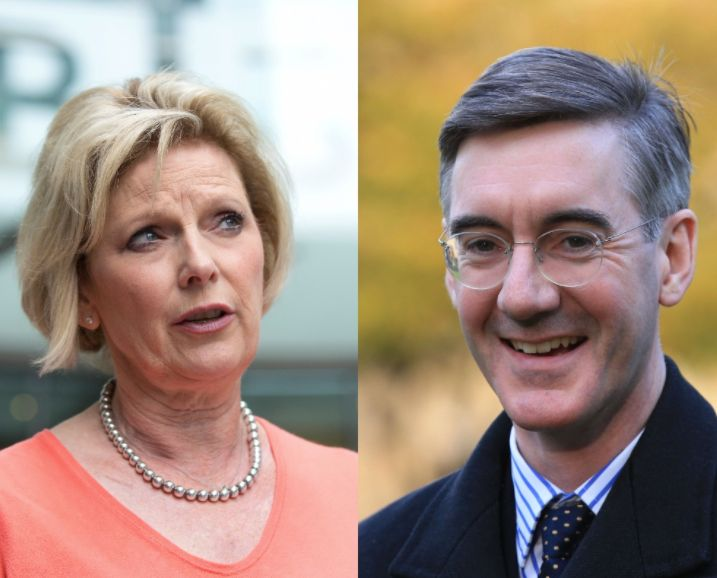 Jacob Rees-Mogg 'completely opposed' to abortion