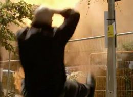 'EastEnders' Explosion Week Begins With A Bang - But Who Dies After The Blast?