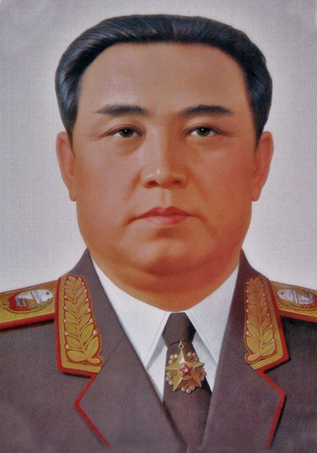 Kim Il-sung (1912 - 1994) Korean communist, and politician who led North Korea from its founding in 1948...