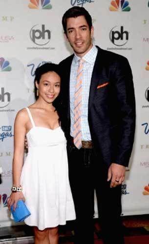 Linda Phan & Drew Scott