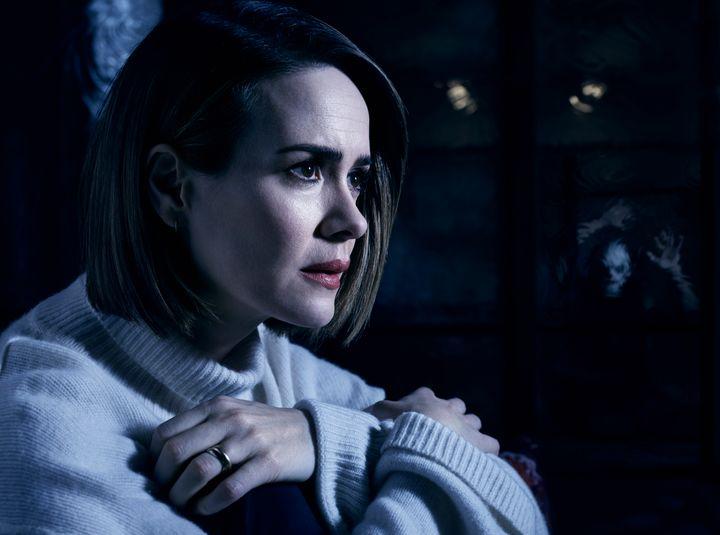 "Sarah Paulson stars in ""American Horror Story: Cult."""