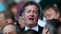 Piers Morgan Bragged About How Manly He Is. It Didn't Go