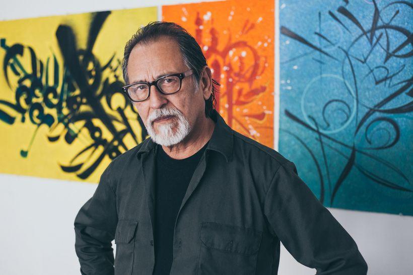 LOCOS Artist and Curator Chaz Bojorquez