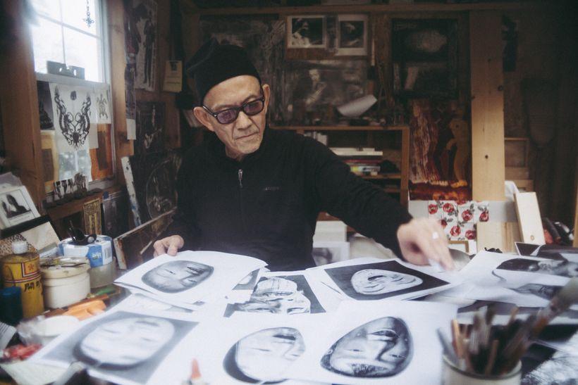 LOCOS Artist Gary Wong