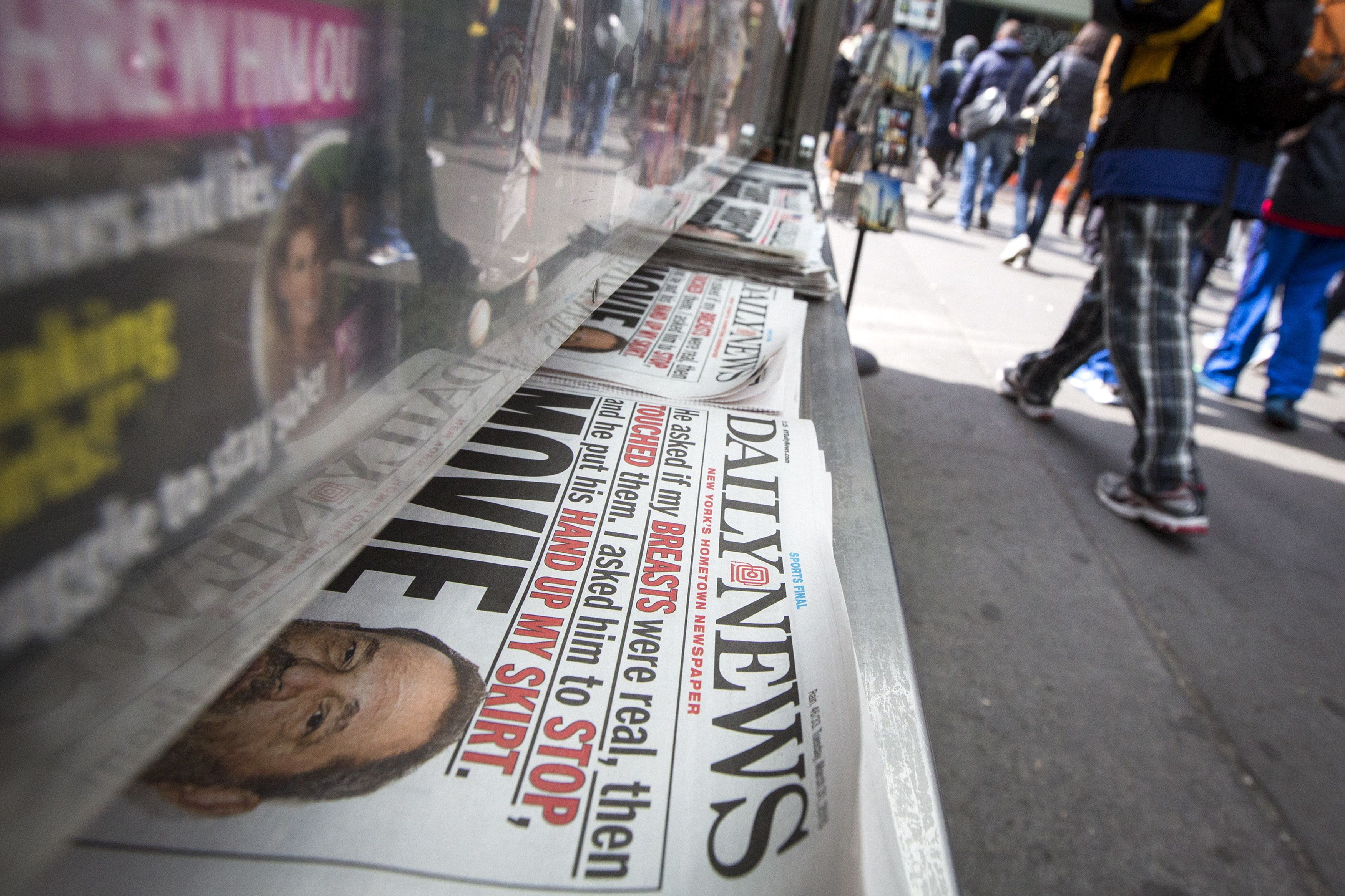 The Daily News has a new owner