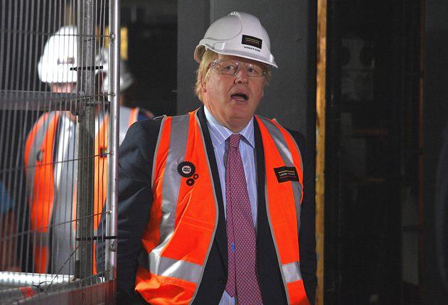 British Foreign Secretary Boris