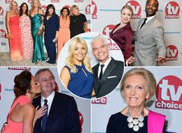 All The Most Glamorous Snaps You Need To See From The TV Choice Awards Red Carpet