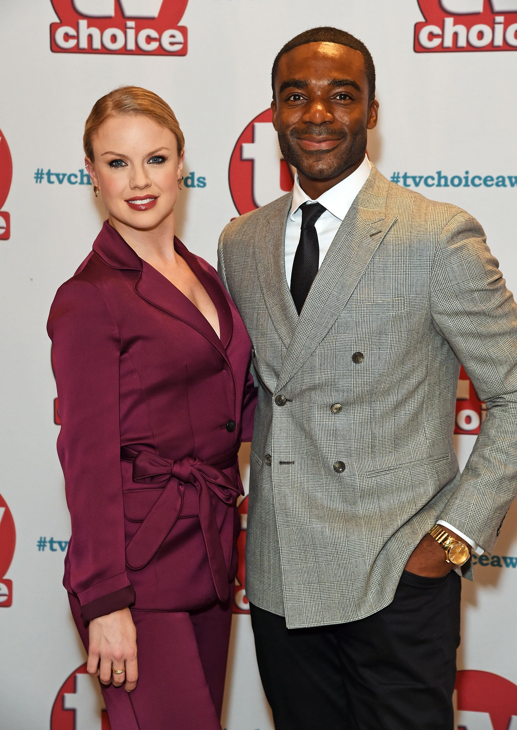 'Strictly' Winners Ore Oduba And Joanne Clifton Name Their Favourites To Win This