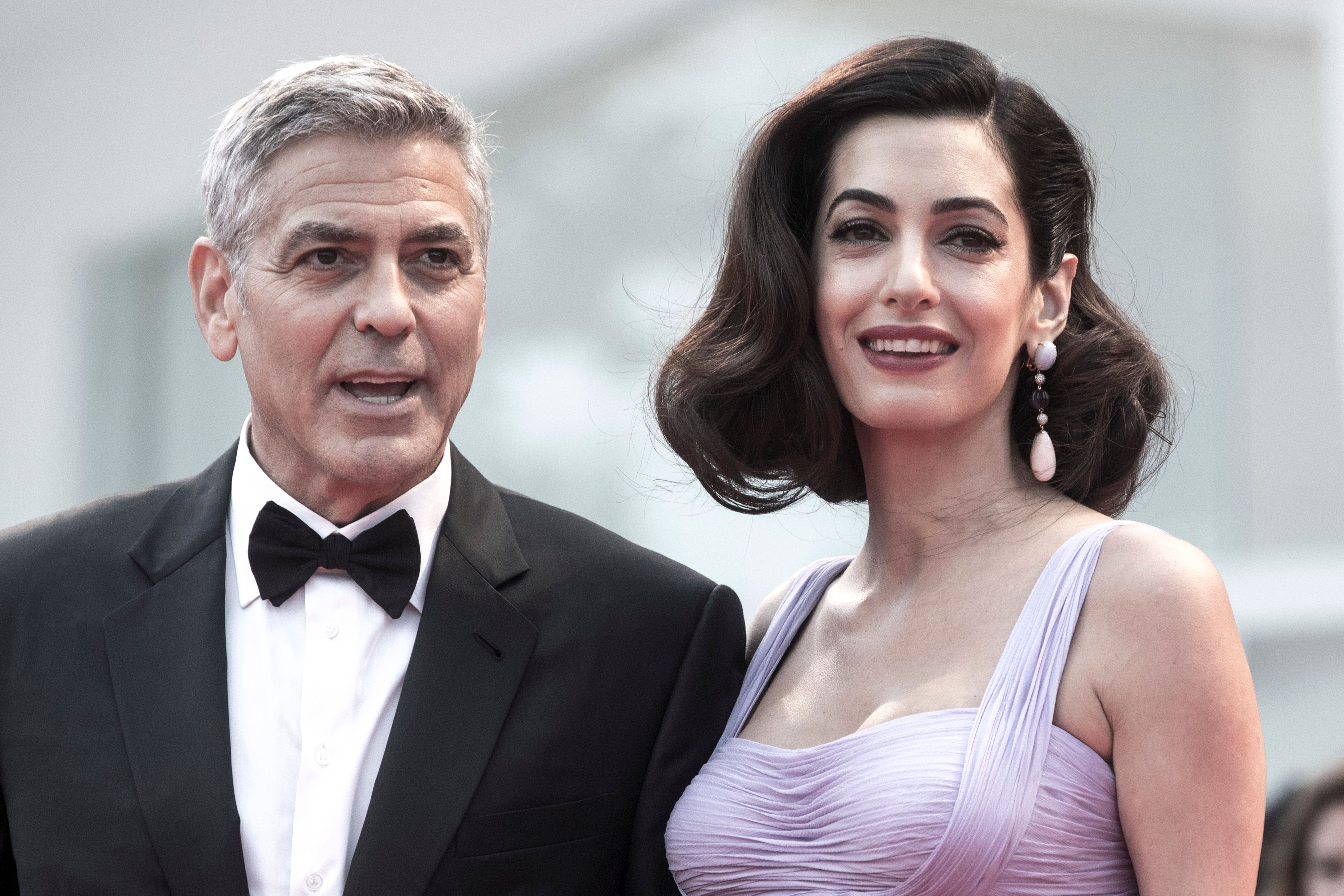 George Clooney Reveals Why He And Amal Named Twins Alex And