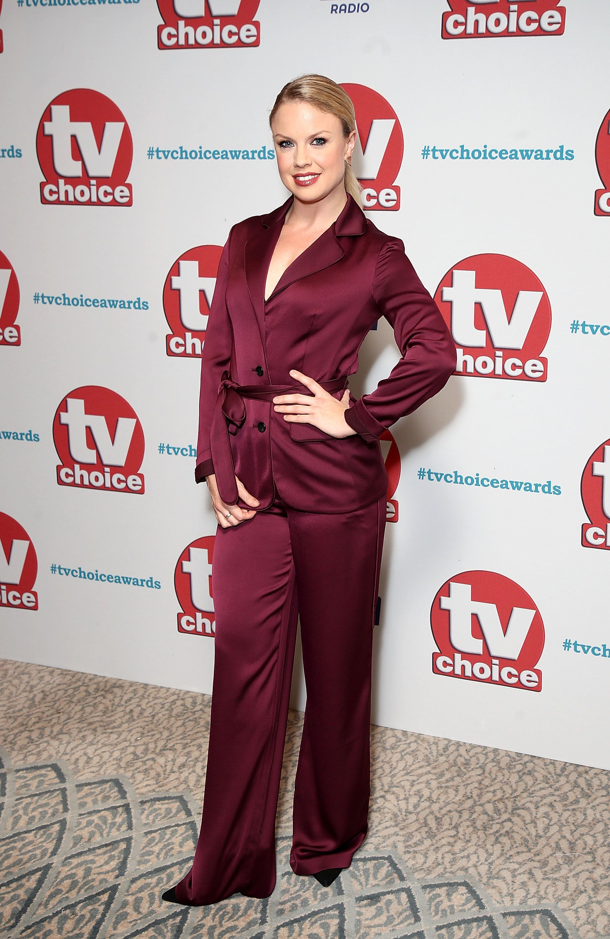 Joanne Clifton Opens Up About 'Strictly Come Dancing'