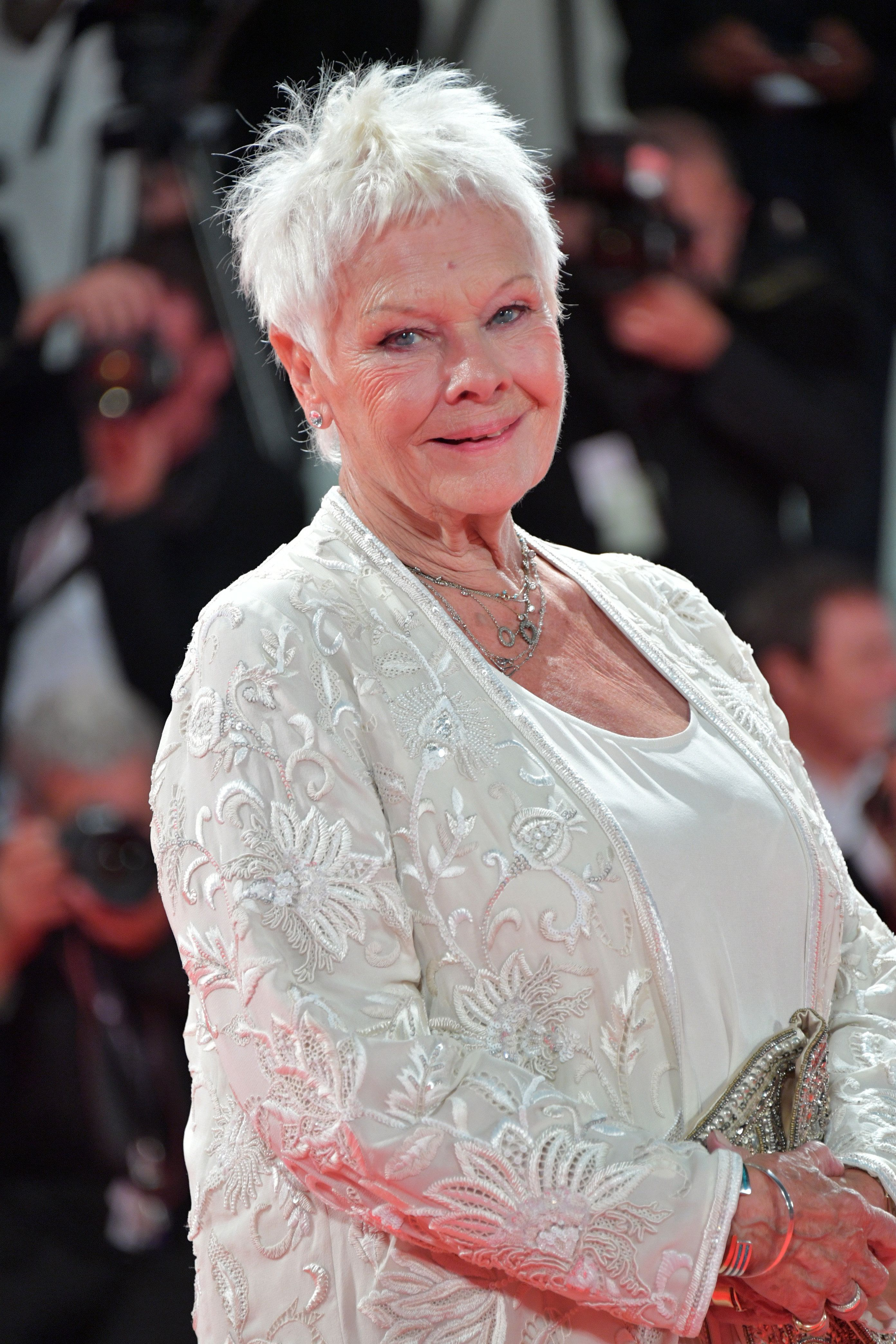 Judi Dench Tells Older People Not To Give Up On Their Sex