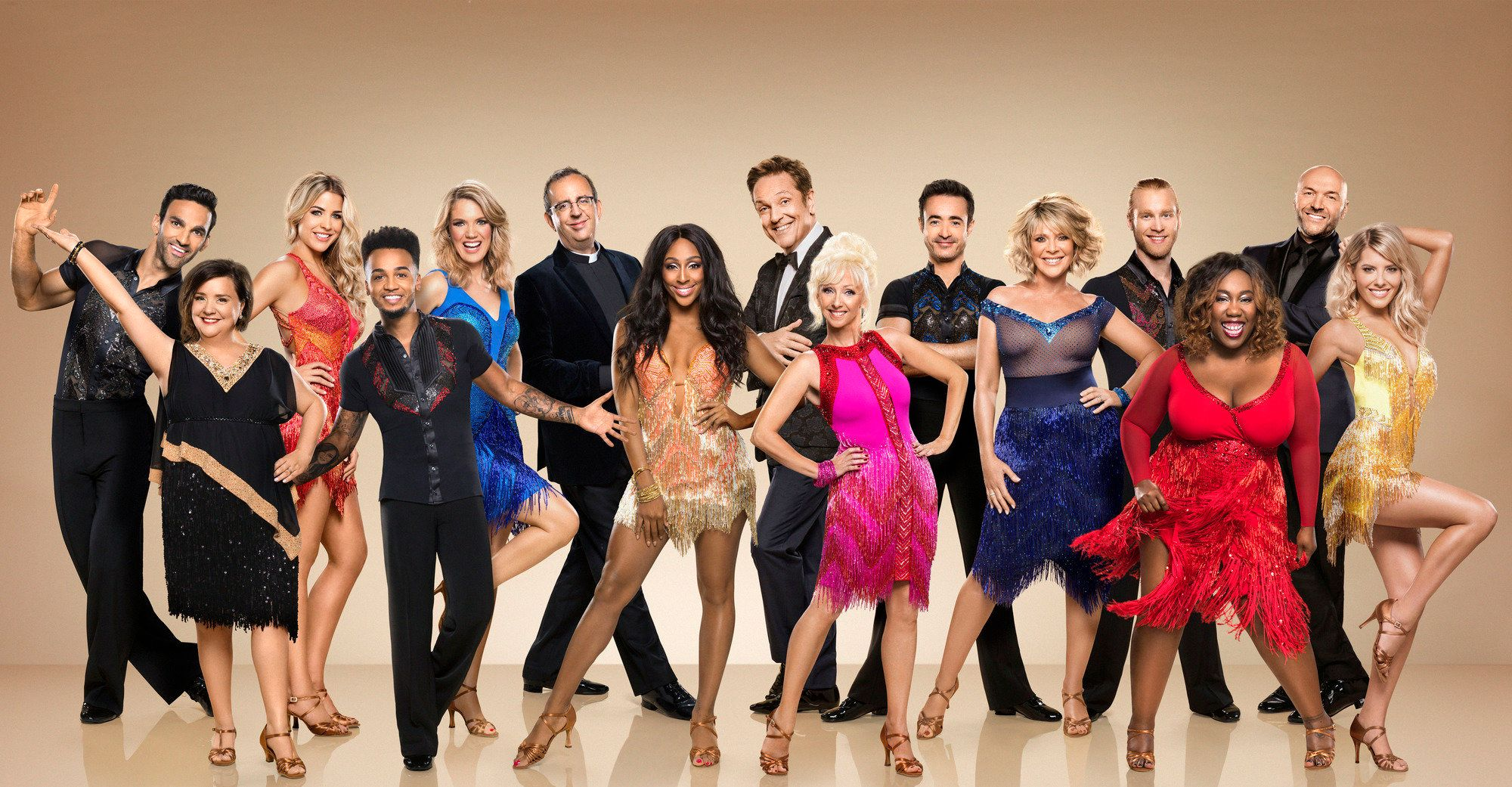 The Songs And Dances For The Second 'Strictly Come Dancing' Live Show Have Been