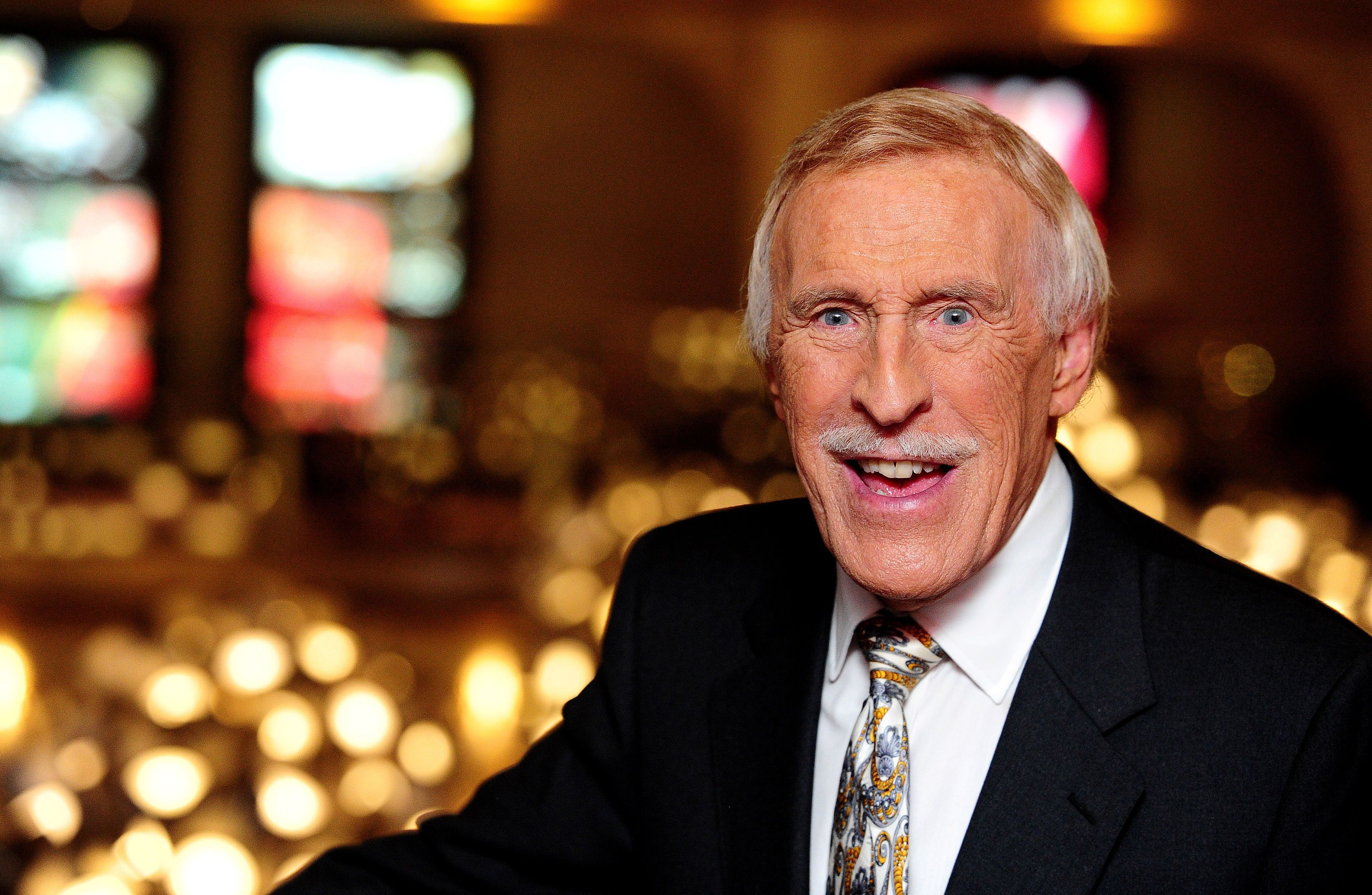 Sir Bruce Forsyth's Private Funeral Has Taken Place, Ahead Of Public