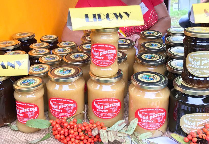 Honey at the Gruczno Festival