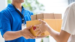 Delivery Driver Leaves Package In Most Unhelpful Place