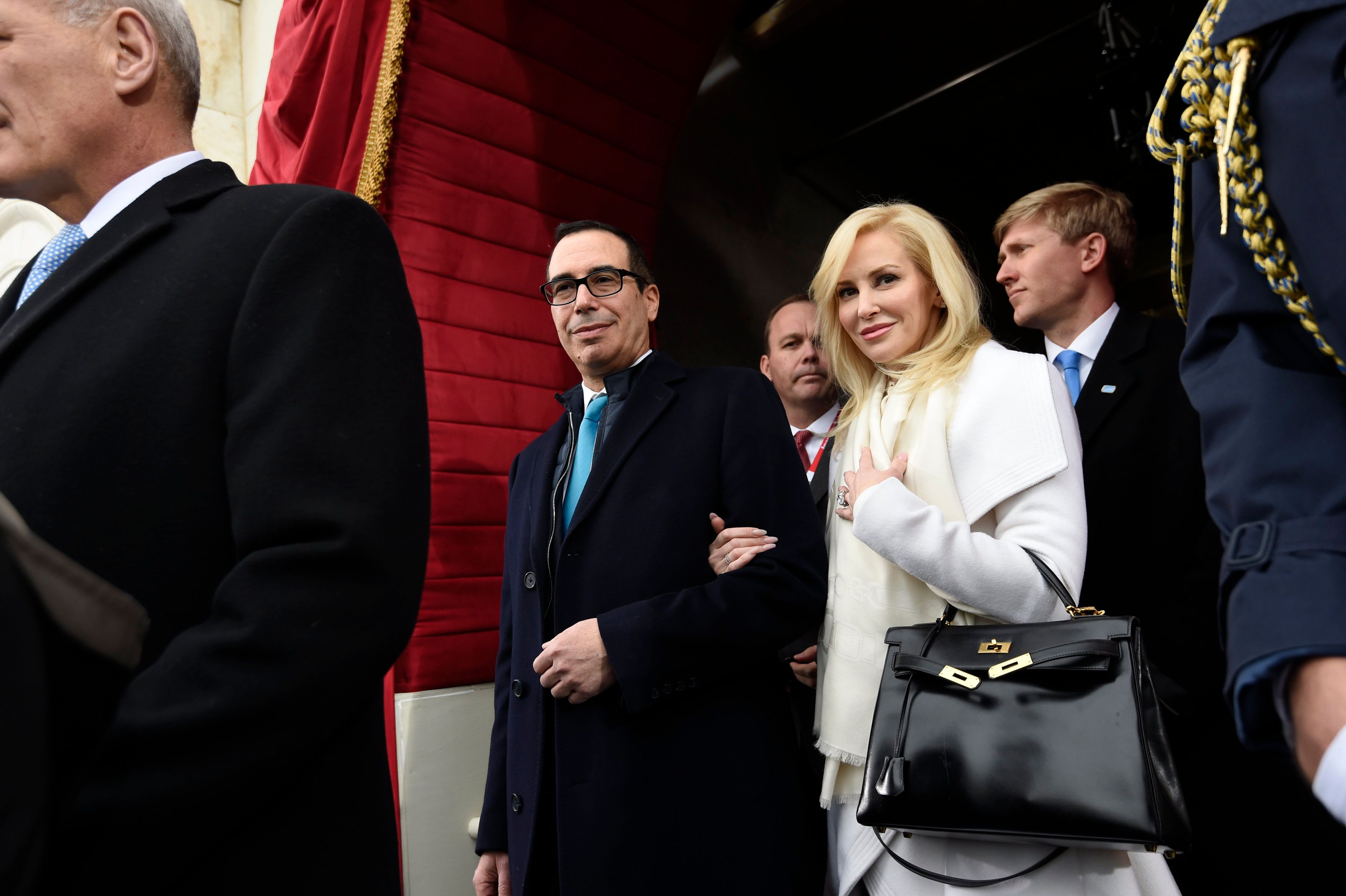 Louise Linton on Her Instagram Feud: 'I Deserved the Criticism'
