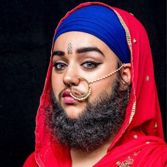 'Bearded Lady' Harnaam Kaur On Why 'Self-Love Is So Powerful, It Could Stop War'