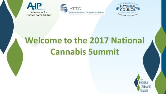 2017 National Cannabis Summit