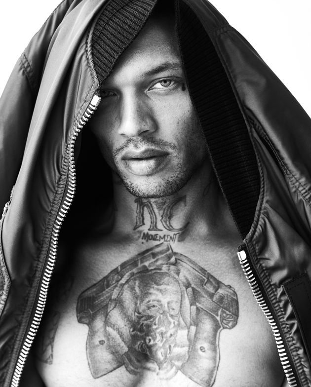 'Hot Felon' Jeremy Meeks Graces The Cover Of Varón Magazine And The Editorial Is A