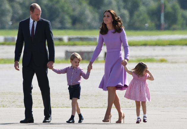 The Duchess announced she is pregnant with her third child on