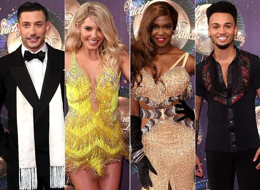 Here Are Our Predictions For Who Will Be Paired With Who On 'Strictly Come Dancing'