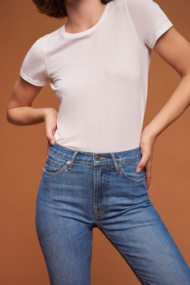 """Check out<a href=""""https://www.everlane.com/denim"""" target=""""_blank"""">Everlane's first-ever denim collection</a>."""
