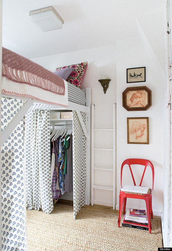The Best Space-Saving Ideas For Small Apartments | HuffPost