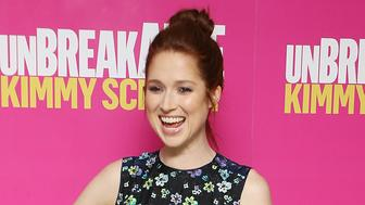 LOS ANGELES, CA - JUNE 15:  Ellie Kemper attends Netflix's 'Unbreakable Kimmy Schmidt' FYC held at UCB Sunset Theater on June 15, 2017 in Los Angeles, California.  (Photo by Michael Tran/FilmMagic)