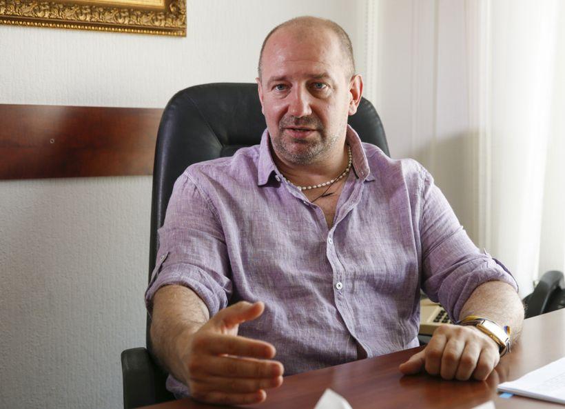 Serhiy Melnychuk