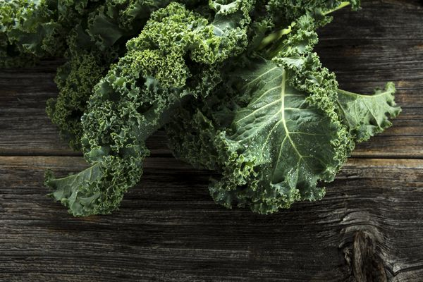 """<strong>Nutrient Density Score: 49.07</strong><br><br>One cup of kale<a href=""""http://www.everydayhealth.com/diet-nutrit"""