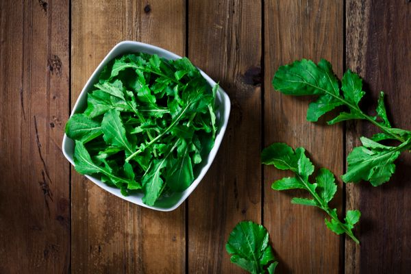 """<strong>Nutrient Density Score: 37.65</strong><br><br>Arugula comes with the<a href=""""http://www.health.com/food/how-to-choose"""