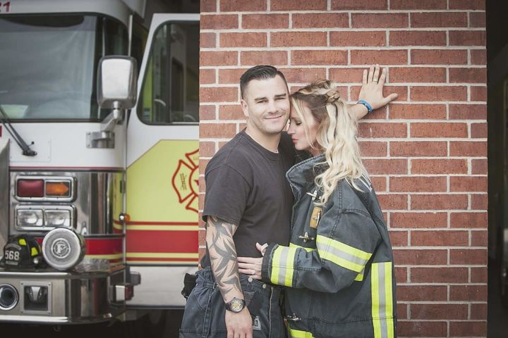 Kyle Parry andStephanie Hoekstra were set to marry on Sept. 10. The wedding has since been postponed.