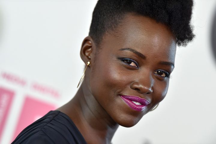 Lupita Nyong'o of Wakanda, according to High Life magazine.