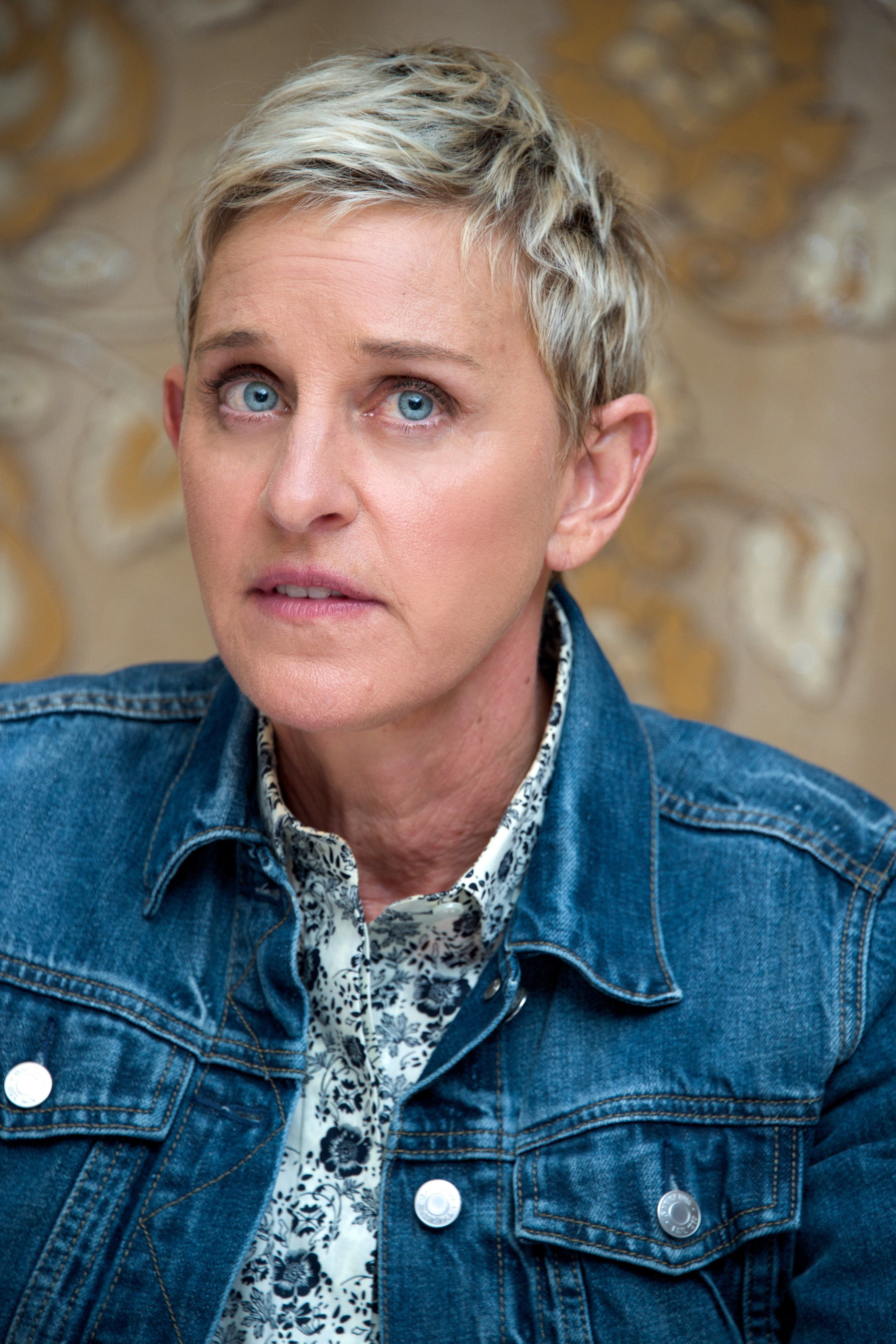 Ellen Reveals The One Word She Was Told Not To Say On