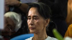 Aung San Suu Kyi Stays Silent As More Than 123,000 Refugees Flee Myanmar In 2