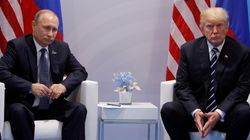 Trump Is 'Not My Bride,' Putin Says At Economic