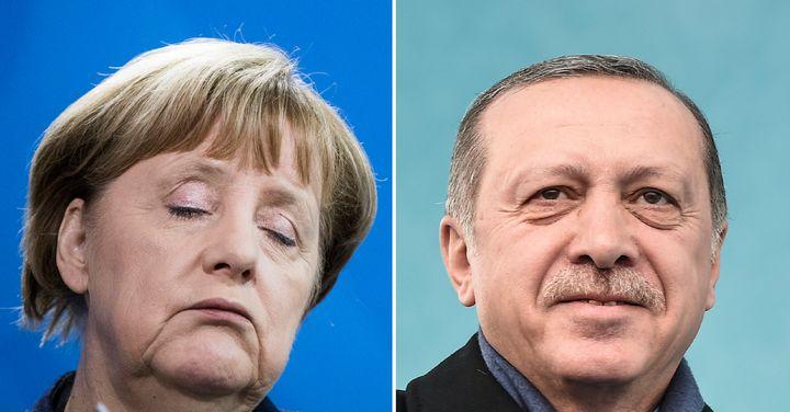 Merkel just slapped German Turks in the face and gave Erdoğan a win.