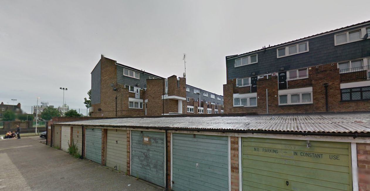 Boy, 14, dies after double shooting in east London