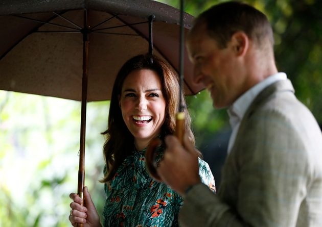Duke Of Cambridge Opens Up About The 'Anxious' Start To Duchess'