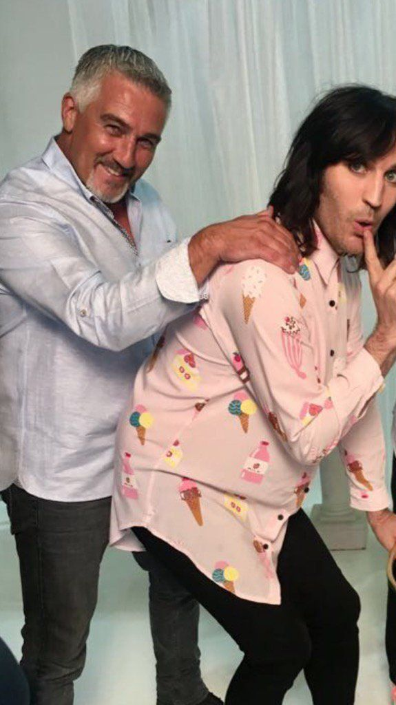 Great British Bake Off's Noel Fielding And Paul Hollywood Spark Backlash With Gay Sex 'Joke'