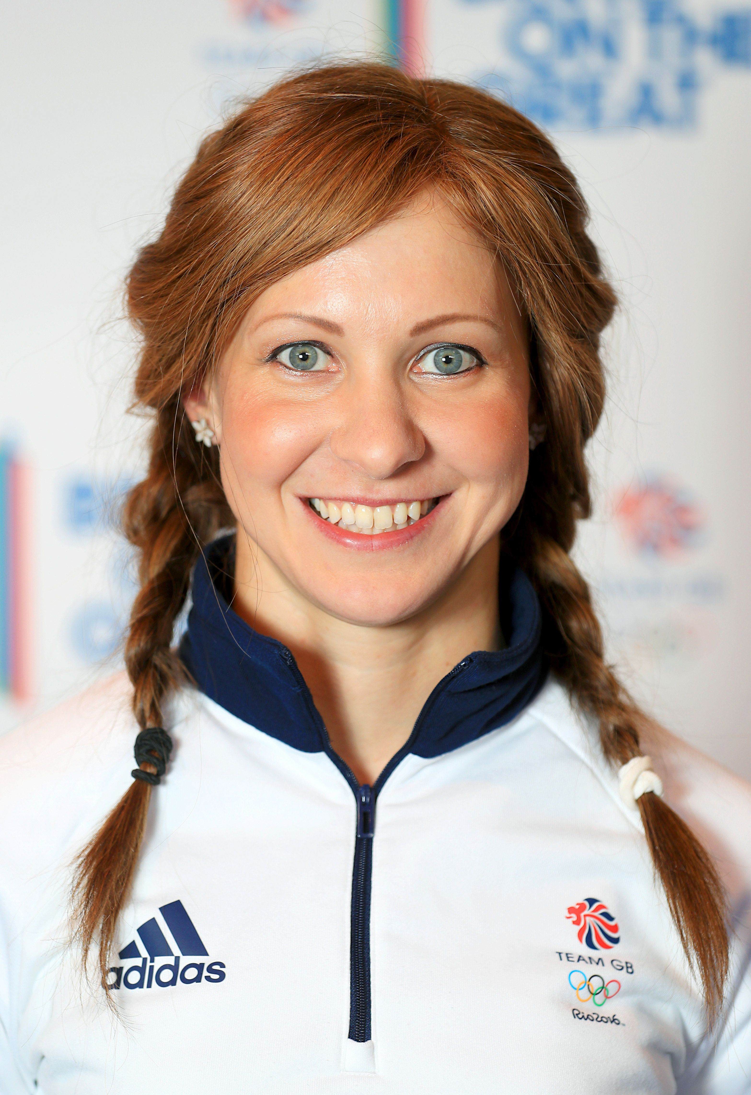 Fit Fix: Double Olympic Gold Medallist Joanna Rowsell Shand On Her Fitness Regime After