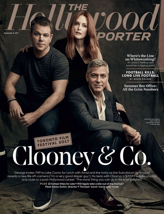 George Clooney Doesn't Think He's A Leading Man