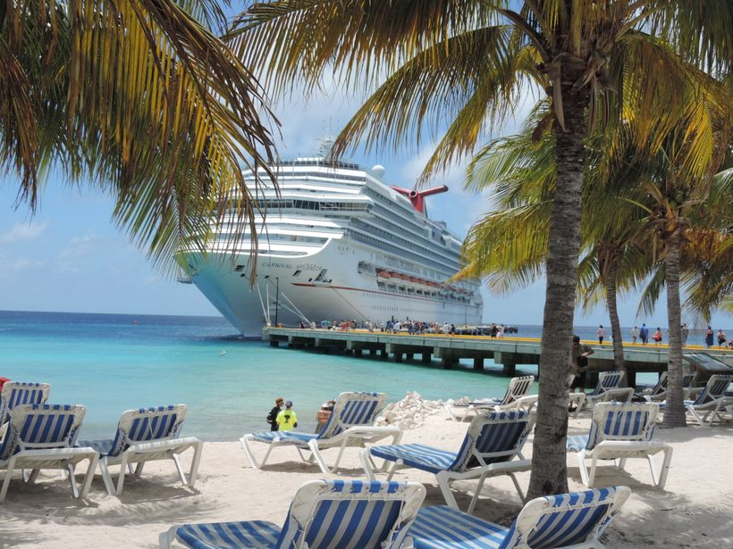 Cruising with kids is a fun idea for a family vacation.
