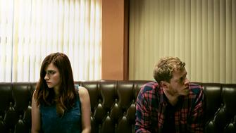 YOU'RE THE WORST - Pictured: Aya Cash as Gretchen, Chris Geere as Jimmy. CR: Autumn de Wilde/FXX