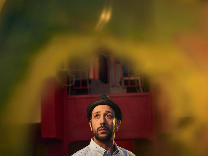 Desmin Borges as Edgar.