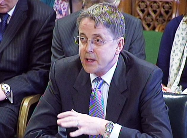 Jeremy Heywood announced a crackdown on leaks last