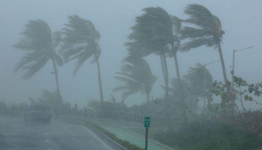 Las imágenes más impactantes del huracán