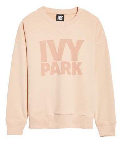 "Logo sweatshirt, <a href=""http://shop.nordstrom.com/s/ivy-park-logo-sweatshirt/4555653?origin=category-personalizedsort&f"