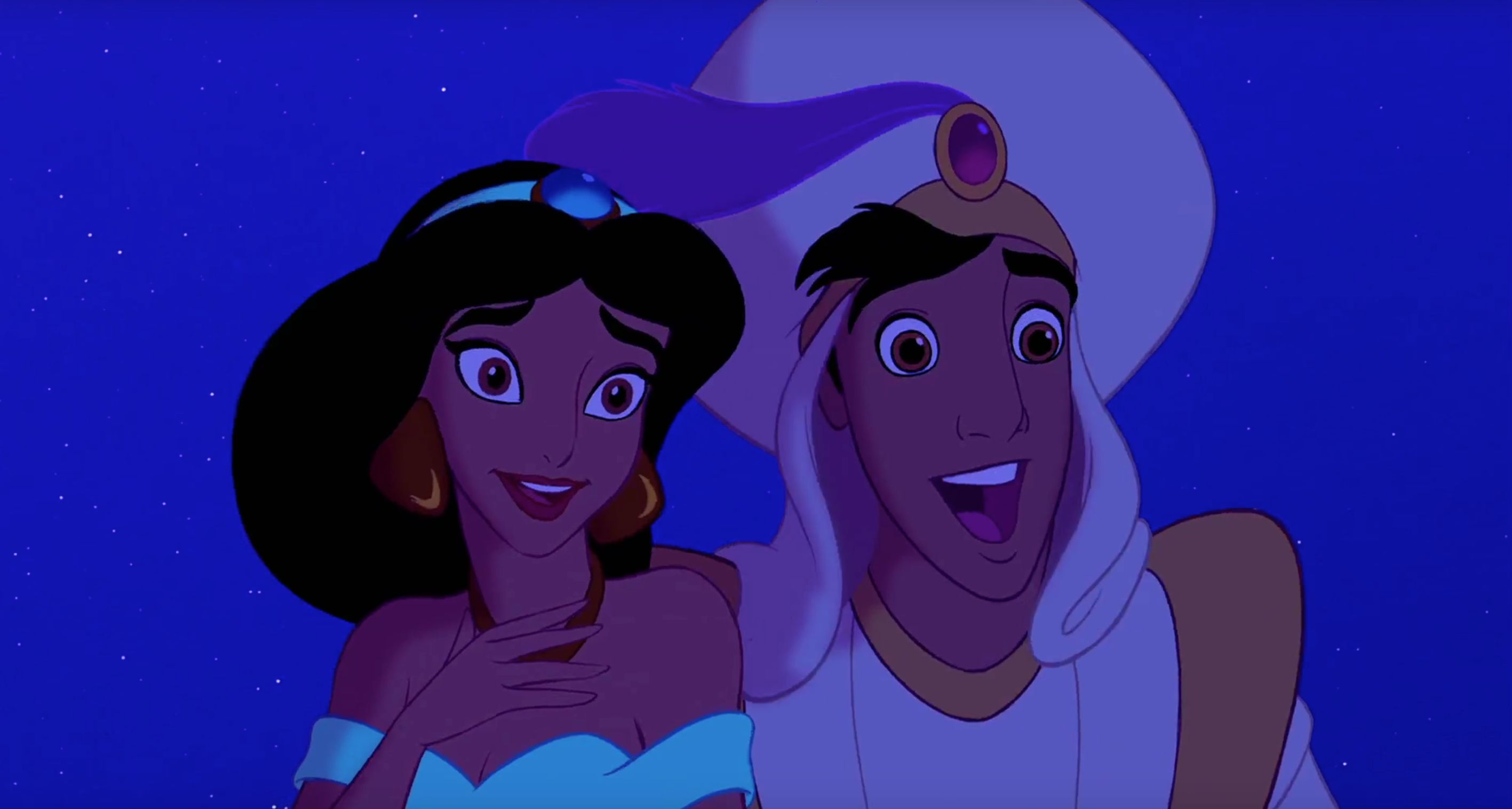 Disney defends controversial decision to 'brown up' white actors in Aladdin